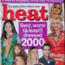 Jennifer Lopez - Heat Magazine Cover [United Kingdom] (9 December 2000)