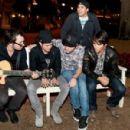 Big Time Rush Flash Concert on The Boardwalk at Disney