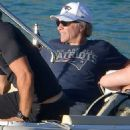Jon Bon Jovi is picture of relaxation with shades as he catches tropical rays on boat trip during St Barts getaway - 454 x 552