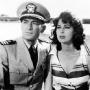 Gregory Peck and Ava Gardner - On the Beach - 454 x 341