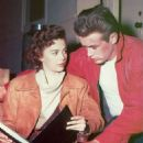 Natalie Wood and James Dean in Rebel Without a Cause (1955)