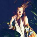 Kasia Struss - Harper's Bazaar Magazine Pictorial [Spain] (February 2012)
