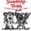 SWEENEY TODD Original 1979 Broadway Cast. Music and Lyrics By Stephen Sondheim - 396 x 600