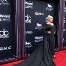 Christina Aguilera – Billboard Music Awards 2018 in Las Vegas - 454 x 637