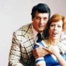 Carol Burnett and Rock Hudson