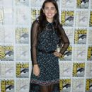 Jessica Henwick – The Defenders Panel at 2017 Comic-Con in San Diego