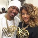 Nick Cannon and Jena Frumes - 207 x 244