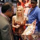 Jesse Jane - Digital Playground Booth At The 2008 AVN Expo Las Vegas, 01- 09-2008