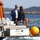 The Duke and Duchess of Cambridge Visit the Isles of Scilly - 454 x 326