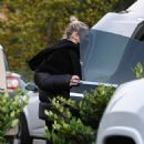 Miley Cyrus – Spotted in Studio City