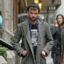 Olivia Wilde and Tom Sturridge Arrive at the Hudson Theatre in NY - 454 x 455