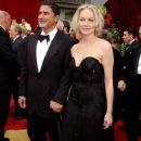 Phil Bronstein and Sharon Stone - The 74th Annual Academy Awards (2002)