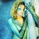 Michelle Hurd as B.B. DaCosta a.k.a Fire in Justice League of America