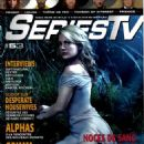 Anna Paquin - Séries TV Magazine Cover [France] (May 2012)