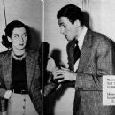 Jimmy Stewart and Rosalind Russell - 416 x 350