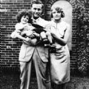 Director William A. Wellman with wife Margery Chapin and daughter Gloria