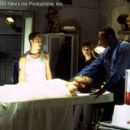 Devon Sawa, Ali Larter, Chad E. Donella and Tony Todd in New Line's Final Destination - 2000