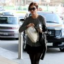 Kate Walsh - Beverly Hills Candids, 07.12.2008.