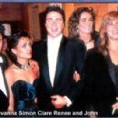 Duran Duran and their ladies