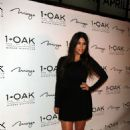 Kourtney Kardashian Celebrating Her 36th Birthday At 1oak Nightclub In Las Vegas