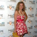 Lauren Storm - Raise Hope For Congo Event At Janes House On June 28, 2009 In Los Angeles, California