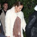 Jennifer Lopez and Casper Smart: West Hollywood Dinner Date