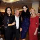 L'Wren Scott A/W 2011 Launch And S/S 2012 Preview At Harvey Nichols in London, England- 19 October 2011 - 405 x 594