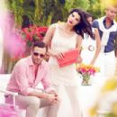 Crystal Renn for La Chateau Spring 2013 Campaign