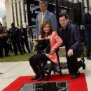 Loretta Lynn and Jack White Induction Into The Nashville Walk Of Fame on June 4, 2015 in Nashville, Tennessee. - 454 x 548