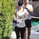 Katy Perry - Her Gym In LA, 11 February 2010