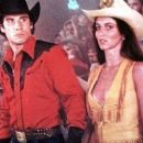 Madolyn Smith-Osborne and John Travolta