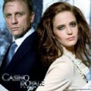 Eva Green and Daniel Craig in Casino Royale Publicity (2006)