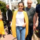 Cheryl Tweedy out in Cannes