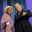 Eve and Vin Diesel At The 2002 MTV Movie Awards