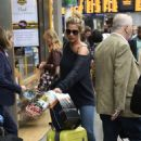Gemma Atkinson – Arriving into Manchester Piccadilly train station - 454 x 682