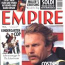 Kevin Costner - Empire Magazine [United Kingdom] (March 1991)