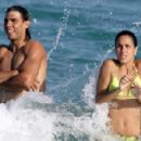 Rafael Nadal and Maria Francisca Perello - 420 x 300