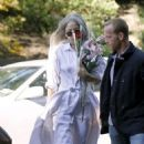 Lady Gaga's Manhattan Hospital Visit
