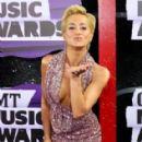 CMT Awards at the Bridgestone Arena in Nashville on June 5, 2013