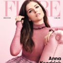 Anna Kendrick - Flare Magazine Cover [United States] (December 2016)