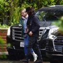 Diane Kruger and Norman Reedus out in Los Angeles