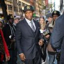 "50 Cent Drops By the ""Today"" Show"
