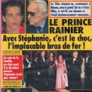 Prince Rainier of Monaco - France-Dimanche Magazine Pictorial [France] (26 March 1982) - 454 x 636