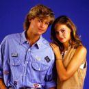Brad Pitt and Shalane Mccall - 454 x 700