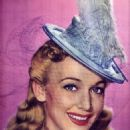 Carole Landis - Screen Guide Magazine Pictorial [United States] (May 1942) - 454 x 624