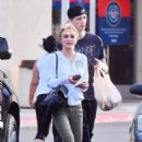 Lily Rose Depp and boyfriend Ash Stymest out in Los Angeles