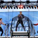 The Pussycat Dolls - The Big Dance Free Concert In Detroit, Michigan 2009-04-04