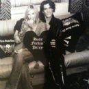 Joe Perry and Billie Montgomery