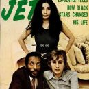 Dick Gregory, John Lennon, Yoko Ono - Jet Magazine Cover [United States] (26 October 1972)