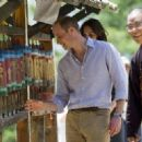 The Duke and Duchess visit Paro Taktsang Monastery